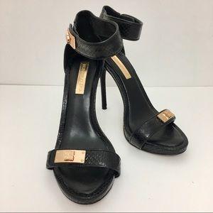 BCBGMaxAzria Black Heels Size 8